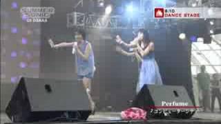【サマーソニック 08 OSAKA 】 ♪ Perfume