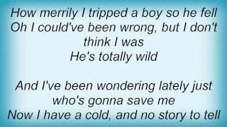 Sundays - I Kicked A Boy Lyrics