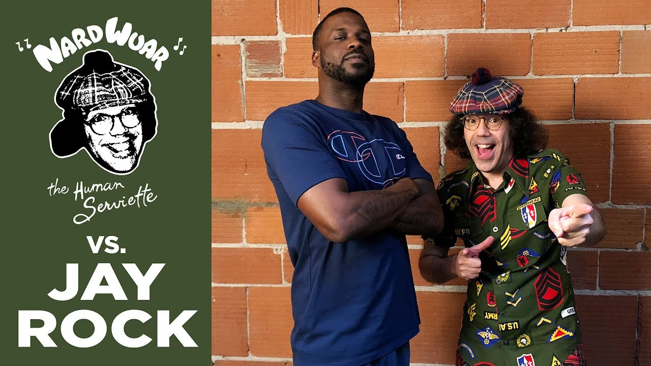 Watch Nardwuar's New Interview with Jay Rock