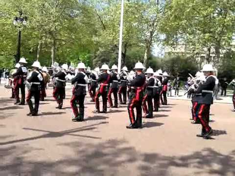 Band of the Royal marines - 13th may 2012