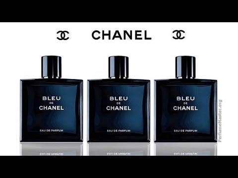 Chanel Bleu De Chanel Eau De Parfum Fragrance Youtube