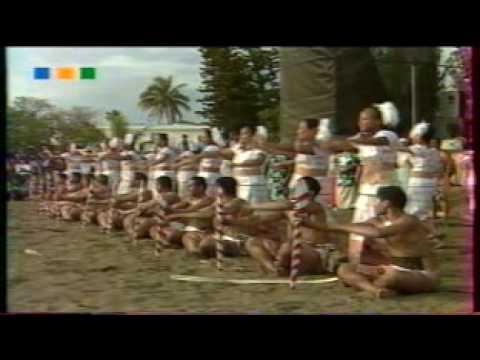 """VIII éme Festival des Arts du Pacifique  Nouméa - """" American Samoa  Part 1 """""""