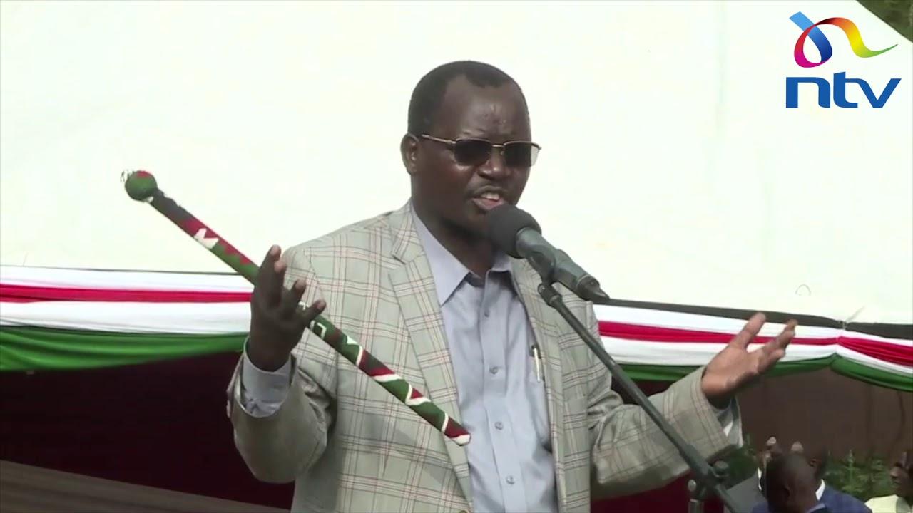 Lonyangapuo hosts Ruto, DP offers to help 'kija fupi round, Mulmulwas'