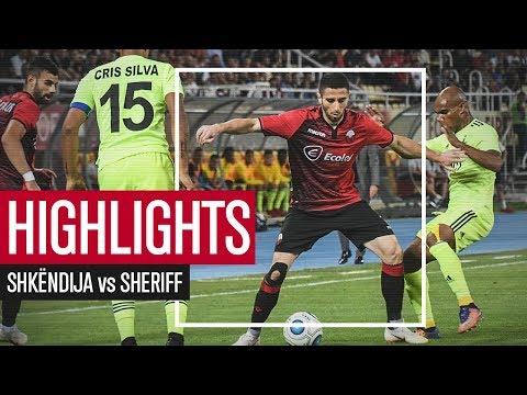 HIGHLIGHTS | Shkëndija vs Sheriff 1-0