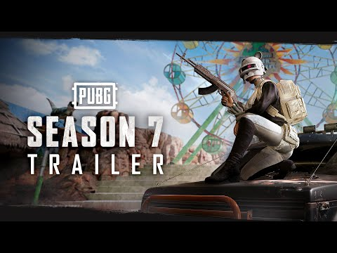 Season 7 Gameplay Trailer | PUBG