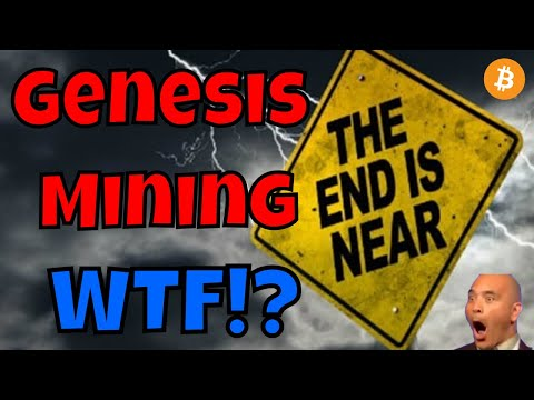 Genesis Mining Contracts Are DEAD! My Thoughts.