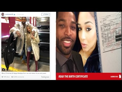 Tristan Thompson Blasted For Ignoring His Son