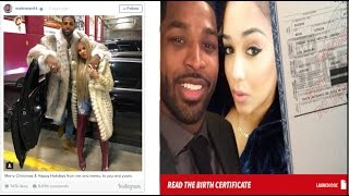 Tristan Thompson Blasted For Ignoring His Son's Birth & Posting Pictures Of Khloe Kardashian