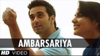 Ambarsariya Clean Karaoke-Fukrey