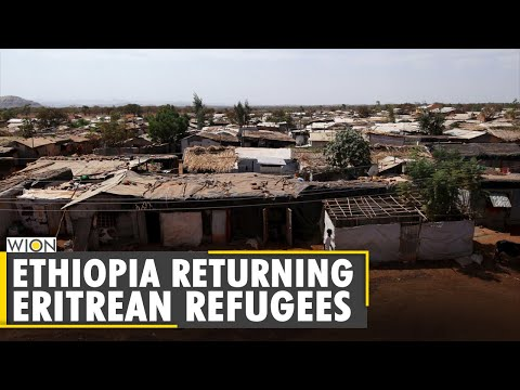 Ethiopia Returning Eritrean Refugees To Tigray Camps | Africa | United Nations | WION News