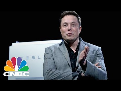 Elon Musk Says Tesla Can Rebuild The Puerto Rico's Power Grid | CNBC
