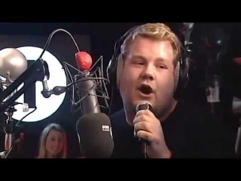 James Corden sings Gold Digger Hip Hop Karaoke