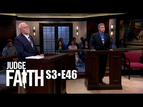 Judge Faith - Don't Hit a Gift Horse; Undercover Pay a Brother (Season 3: Full Episode #46)