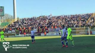 Torcida Split / NK Istra 1961 - Hajduk Split 0:0 (13. Kolo MAXtv Prva Liga)