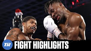 Shakur Stevenson Looks Dominant Against Toka Kahn Clary, Wins by Decision | FIGHT HIGHLIGHTS