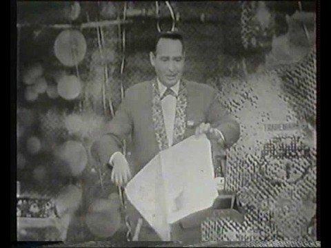 Rodolfo bűvész - archív videók