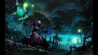 LIVE! Let's play WoW shadow priest. Прокачка, ачивки, геймплей. RP.