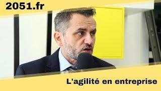 L'agilité en entreprise - un webinaire de 2051.fr