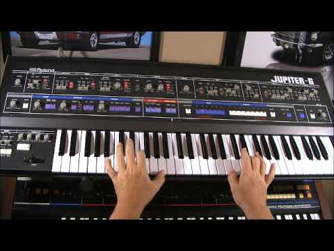 "Roland Jupiter 6 ""This is PHAATTT!!"""