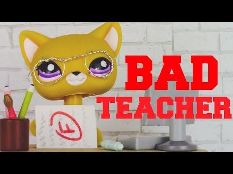 LPS: Bad Teacher {Skit}