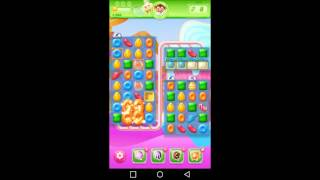 Candy Crush Jelly Saga Level 154 (no boosters)