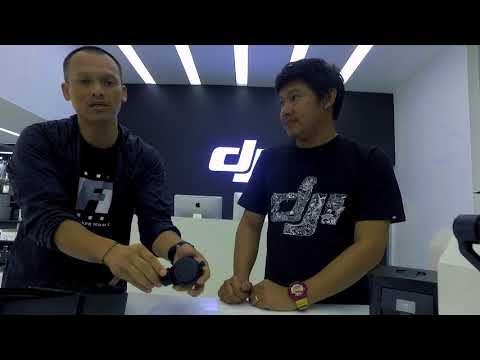 DJI THAI FILMMAKER OSMO 01