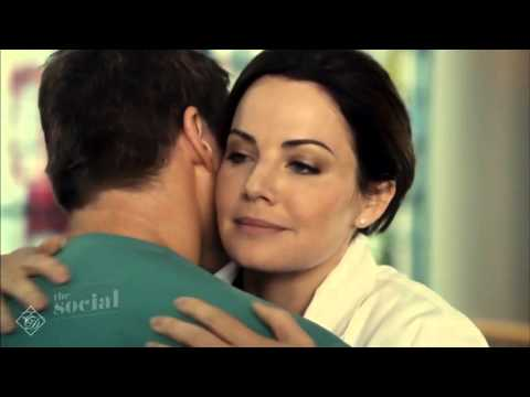 The Social - Erica Durance and Michael Shanks Interview