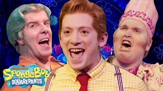 'Bikini Bottom Day', 'Super Sea Star Savior', & 'Best Day Ever' From The SpongeBob Musical Live!