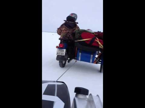 Ice Run 2012 Ural tow