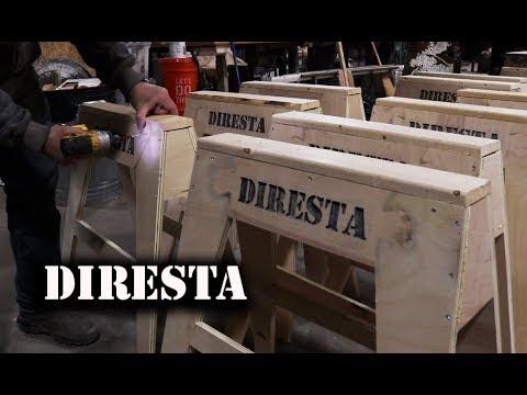 DiResta JigSaw Puzzle saw Horses