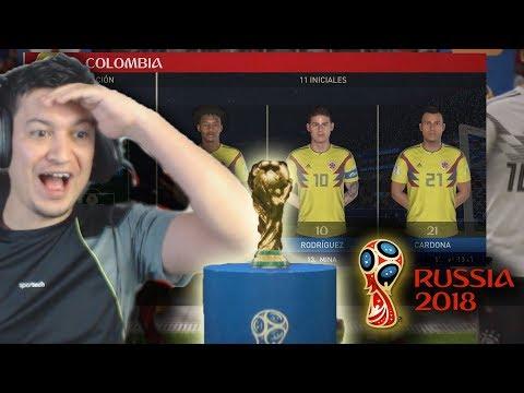 NUEVO JUEGO FIFA WORLD CUP RUSSIA 2018 - TENGO EL MEJOR EQUIPO DEL MUNDIAL