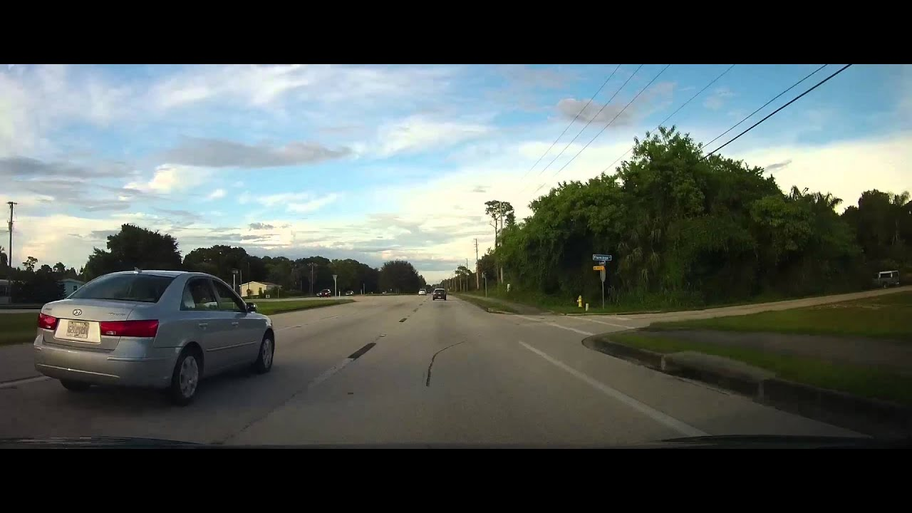 Driving From Cape Coral To 6 Bends Harley Davidson In Fort Myers Fl
