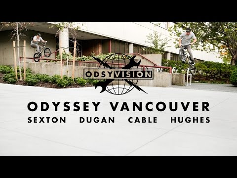 BMX - Vancouver with Sean Sexton, Tom Dugan, Jacob Cable, and Travis Hughes
