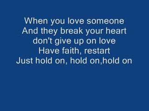 Jonas Bros Hold On (with lyrics)