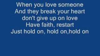 Jonas Bros Hold On (with lyrics)