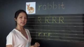 英文 - 教學影片 - R