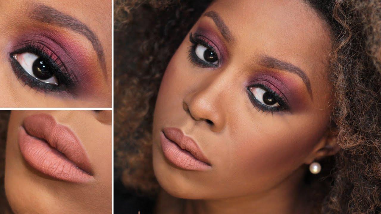 Best eye makeup for dark skin