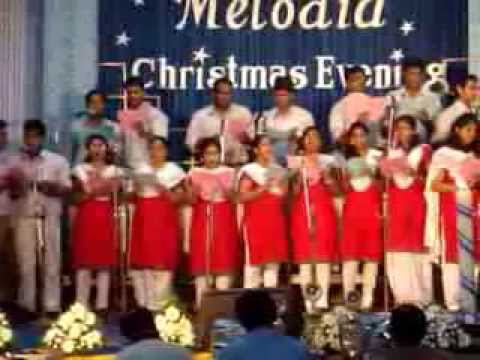 Christmas Carol Song By St Mary's Orthodox Church Choir, Nalanchira In Melodia 2013