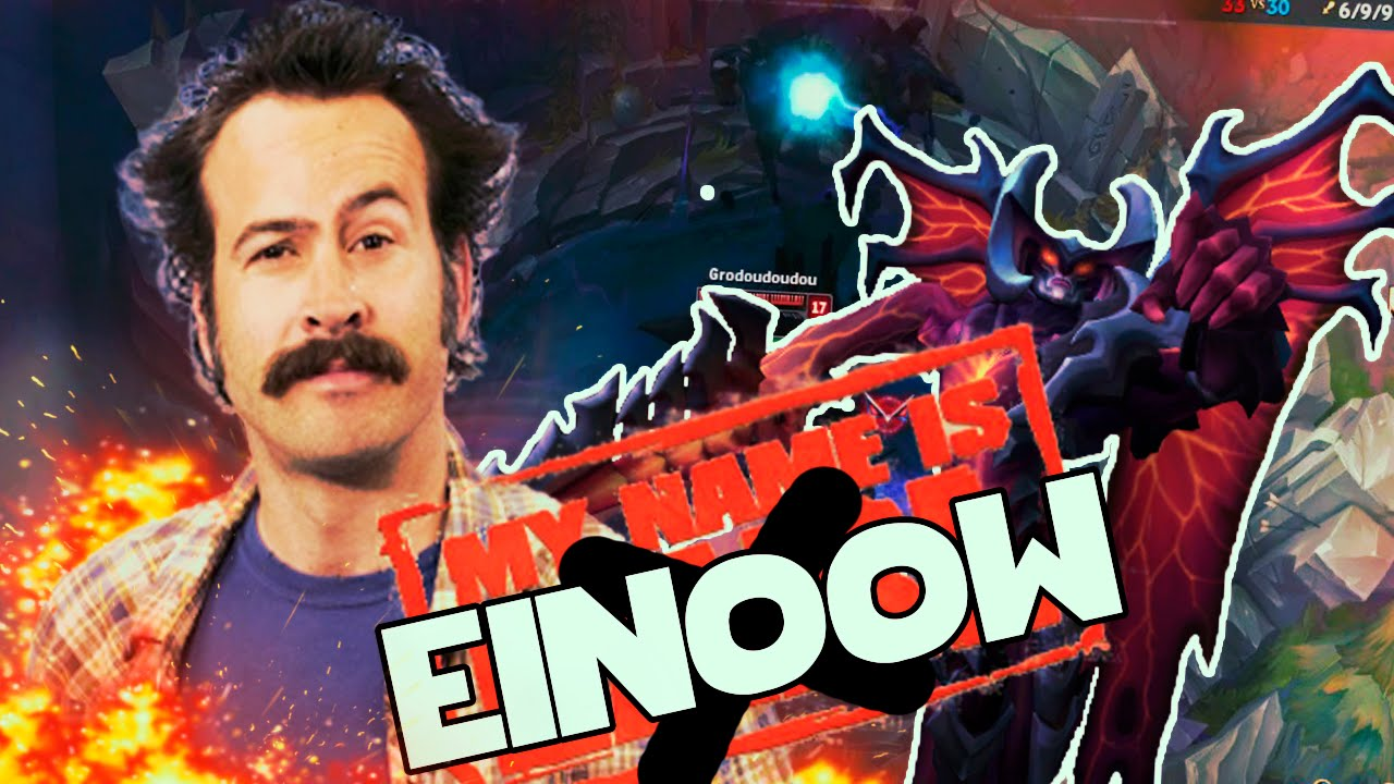 Download ¡ME LLAMO EINOOW!