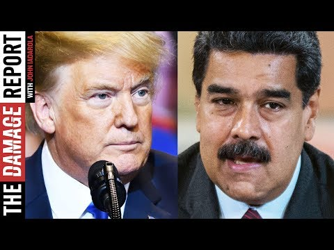 Trump Building Alliance To Attack Venezuela?