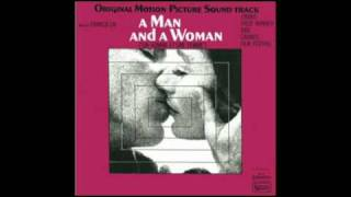 "UN UOMO E UNA DONNA - ""Plus Fort Que Nous"" Vocal (Original Soundtrack LP 1967)"