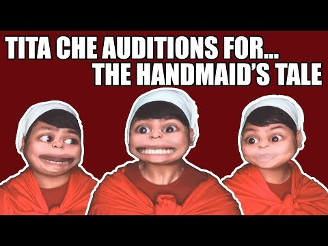 TITA CHE AUDITIONS FOR THE HANDMAID&39;S TALE