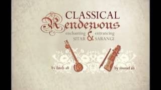 Sitar Instrumental-Classical Instrumental-Raga Abhogi on Sitar by Fateh Ali (Longer Version)