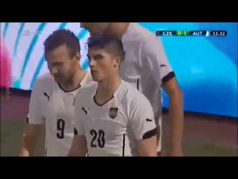 Marcel Sabitzer skills ÖFB / Österreich Tore|Goals 2014 - 2017