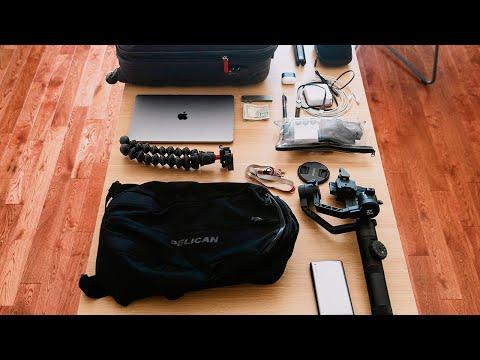 Travel Gear for Minimalist Filmmakers