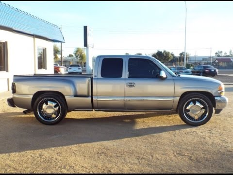 2000 Gmc Sierra 1500 Sle Extended Cab Loaded 16060