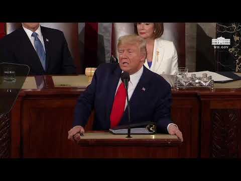 SOTU 2020: President Trump on Education Freedom