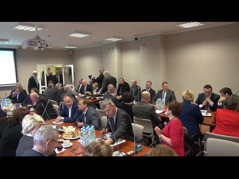 Konwent Powiatów Województwa Mazowieckiego - Płońsk, 24 listopada 2015 roku