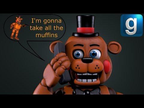 Repeat Gmod FNAF | Toy Freddy Calls Toy Freddy at 3AM