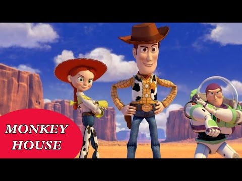 Toy Story 3 #Full Movie inspired Game - Toy Story 3 #Woody Rescue short #Movies Disney Games